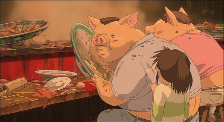 Hayao Miyazaki Comments On Chihiro S Final Test Scene In Spirited Away Soranews24 Japan News