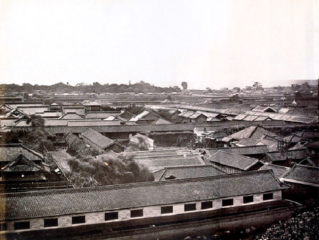Photos from 140 years ago show Tokyo's skyline was amazing long before the Skytree was ever built
