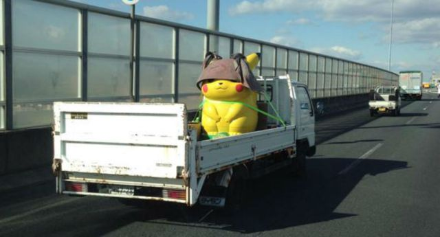 Pikachu gets hauled away, hopefully to a farm with lots of room to run around in