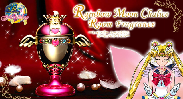 The Holy Grail of Sailor Moon merchandise will help your room smell as nice as Princess Serenity