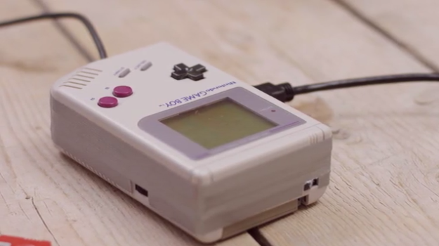 "Give your Game Boy a new lease of life with upcoming HDTV adaptor ""hdmyboy"""