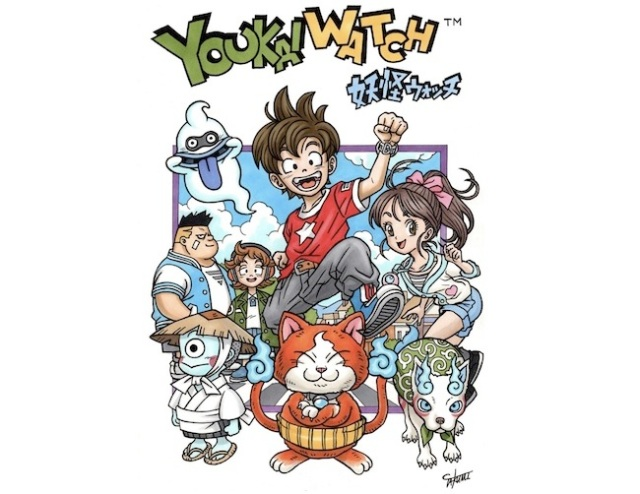 What would Youkai Watch look like drawn by famous manga artists? Well, it would look like this!