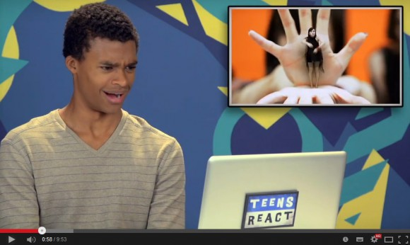 American teens watch J-pop music videos for the first time【Video】