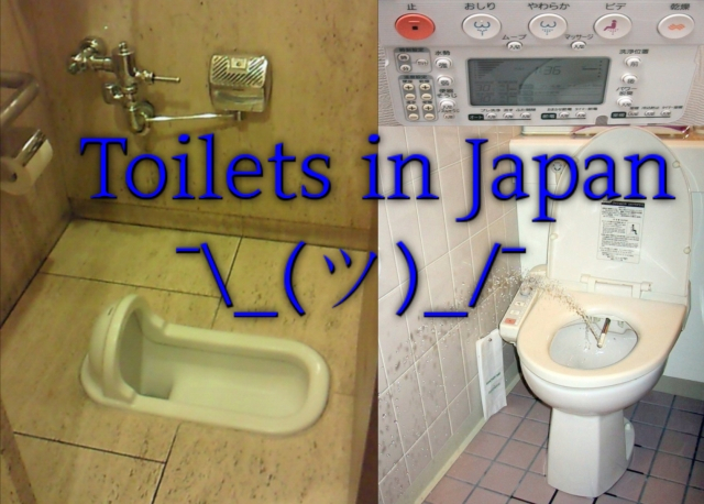 Poll reveals what we already know: Japanese toilets make no sense, confuse us all