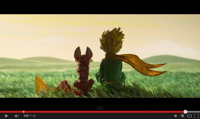 French literature classic 'The Little Prince' coming soon to cinemas as an animated film!