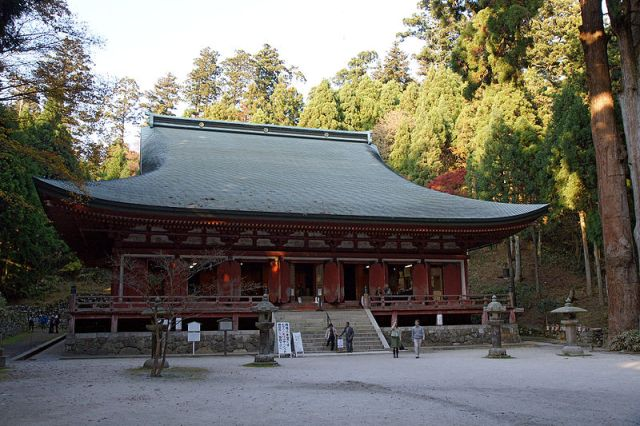 In a country steeped in tradition, two prefectures are completely void of historical temples