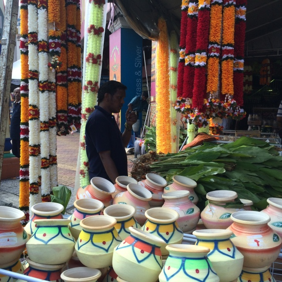 Pongal decorations