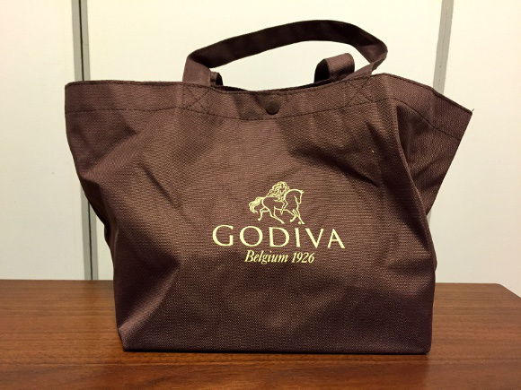 We buy a $45 Lucky Bag from posh chocolatiers Godiva so you don't have to
