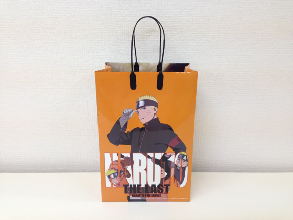 Lotteria's lucky bag opened: even if you're not a Naruto fan you'll come out ahead!
