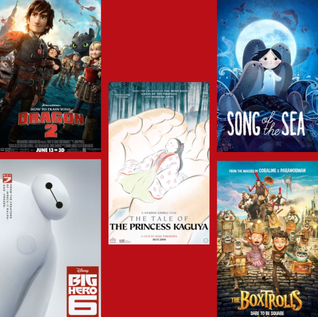 Studio Ghibli's The Tale of Princess Kaguya nominated for Academy Award