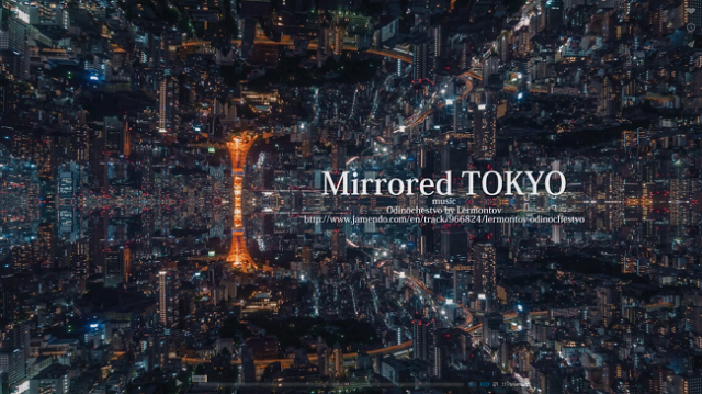 We swear you've never seen Tokyo like this before 【Video】