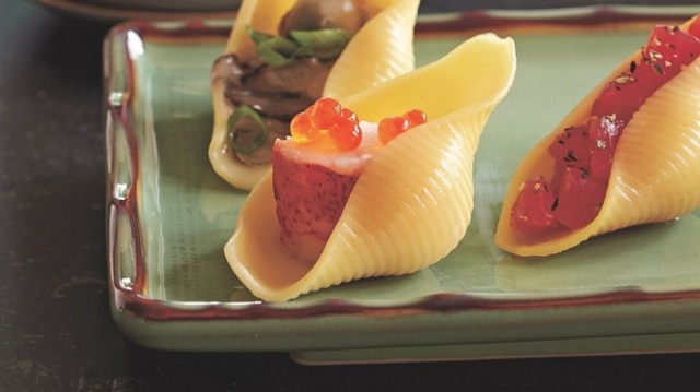 An Italian take on a Japanese classic, but do people in Japan consider it sushi?