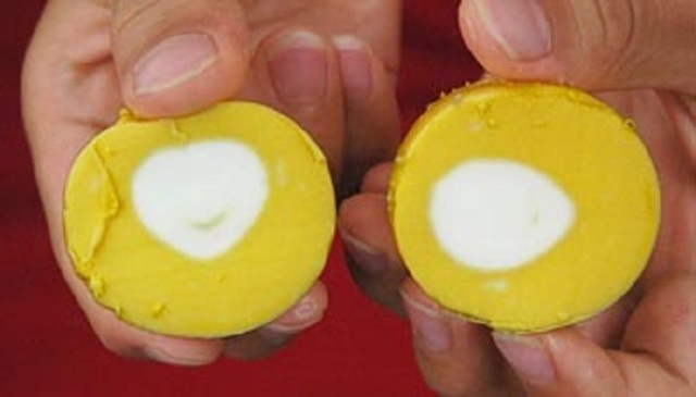 Science just proved you can unboil an egg, but what about a reversed boiled egg?