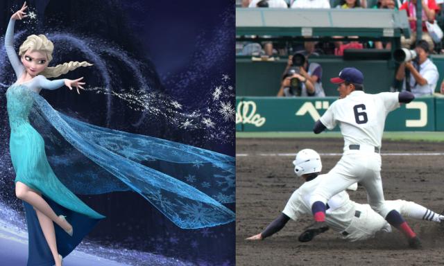 "Baseball players like Frozen too: ""Let It Go"" chosen for Spring Koshien baseball tournament"
