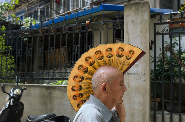Self-taught Chinese street photographer captures all the right moments on camera