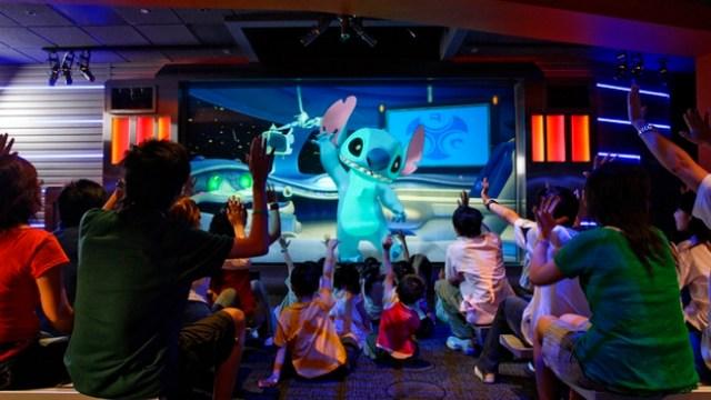 Meet Stitch at Tokyo Disneyland this summer!