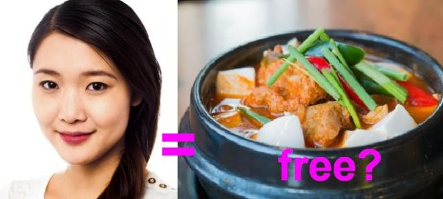 Eat for free at this restaurant in China…but only if you're beautiful enough!