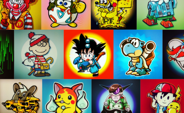 Like anime and video game mashups? Here's 900 amazing ones!