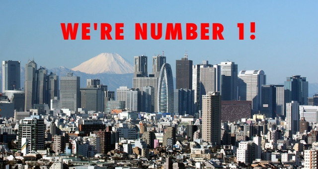 Japanese netizens proud to see Tokyo named safest city in the world, Osaka number three