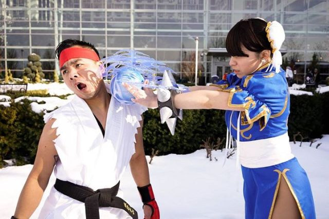 15 outstanding Street Fighter cosplayers that shoot a hadouken straight to the heart 【Photos】