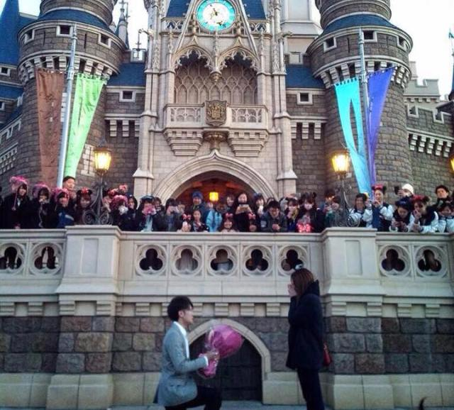 Twitter is all aflutter over a magical Tokyo Disney proposal, but will it get a fairytale ending?
