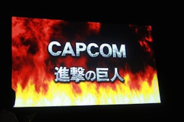 Attack on Titan gets arcade game by Capcom