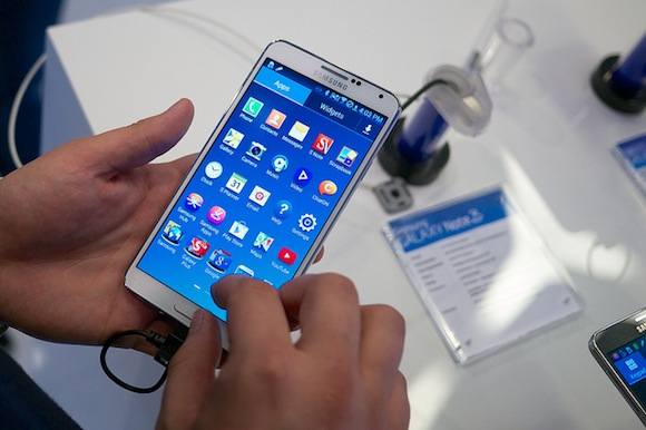 Is Samsung sounding the retreat on the Japanese smartphone market?