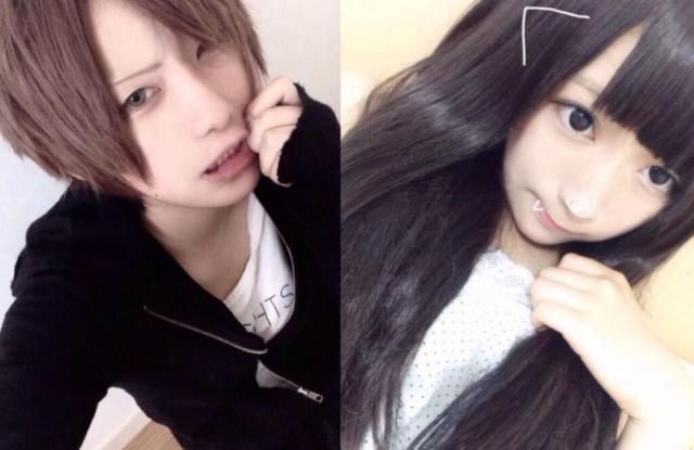 Cute girl or cool chap? We like both! Besides, they're the same person anyway!【Photos】