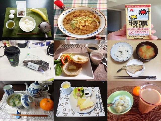 What's really for breakfast? 20 Japanese people give us a peek at their morning meal【Photos】