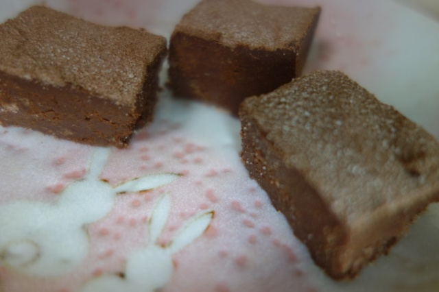 How to make delicious tofu chocolates: all the taste with half the calories 【RocketKitchen】