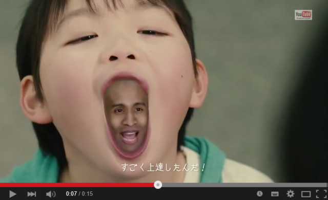 Japan's craziest ad ever? English school commercial as likely to make kids terrified as bilingual
