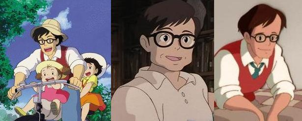 The voices behind the Ghibli dads: Some weren't even actors at all
