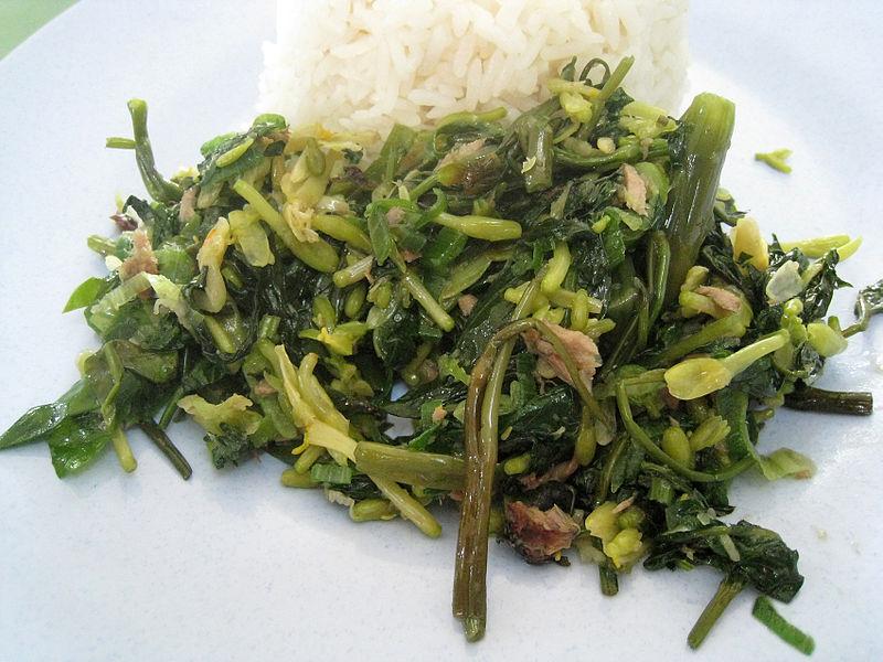 Manado sayur