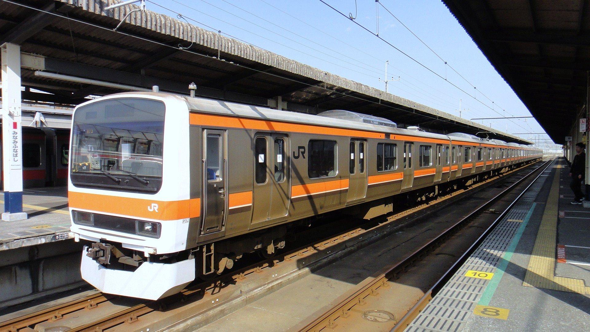 Musashino_Line_209-500_M73_Minami-Funabashi_20110514