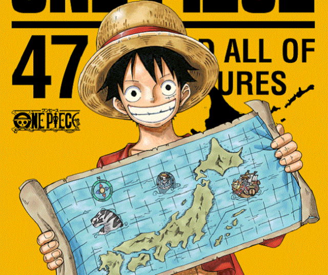 A One Piece hunt that could take you across the whole of Japan