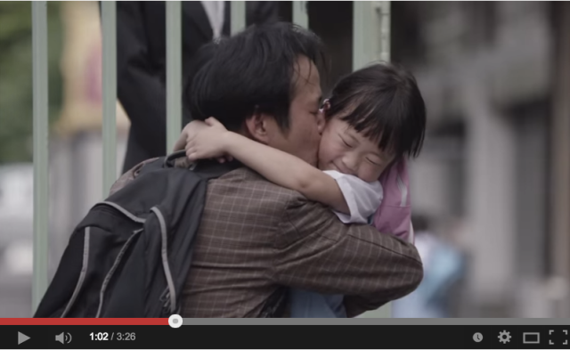 """He lies because of me"": Touching commercial about a father's love will make you cry"