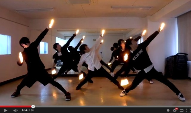"""""""Wotagei"""" otaku dance style made """"cool"""" with choreographed dance remix of pop song"""
