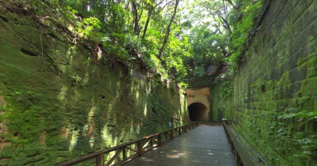 Ever wanted to take a trip to Ghibli's Laputa? Tokyo Bay island might just be the next best thing