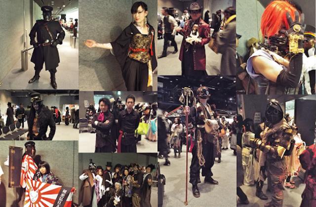 Steam Garden 8: Travel through time at Tokyo's premier steampunk event 【Photos】