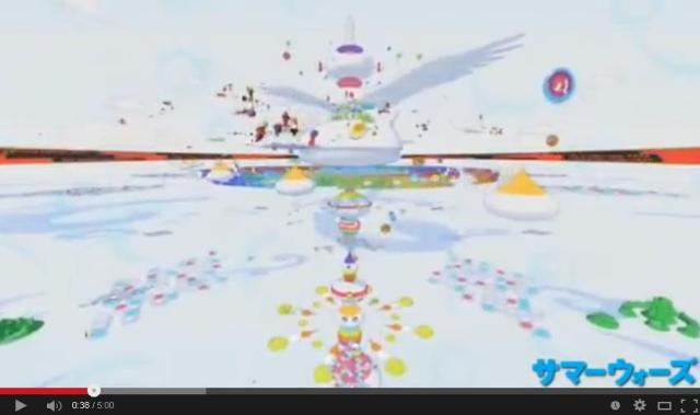 Twitter gets a make-over inspired by the movie Summer Wars, but does it live up to its potential?