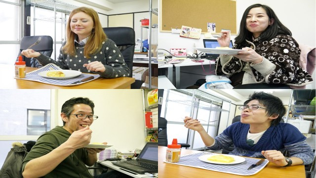 We made world-famous French toast in our office, and so can you! 【RocketKitchen】