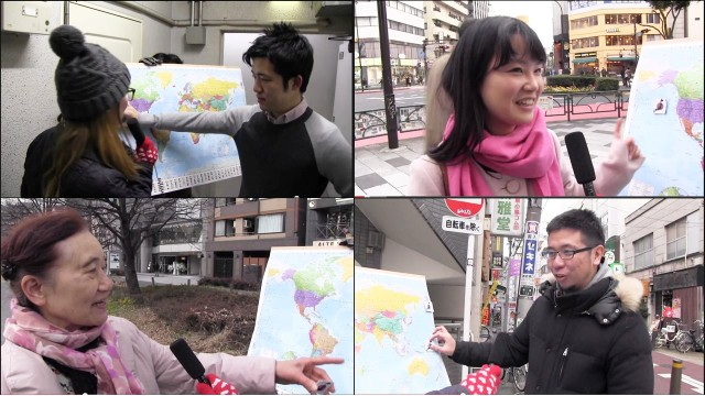 If you could move Japan anywhere in the world, where would you move it? 【Video】