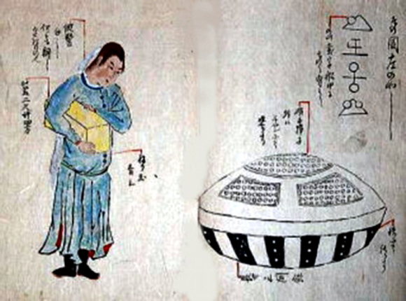 Utsurobune: The UFO (unidentified floating object) of 19th Century Japan