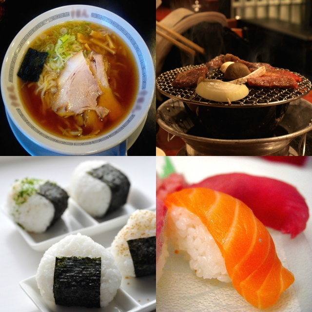 Rice balls, sushi and ramen: Japanese women share what they'd eat for their last meal
