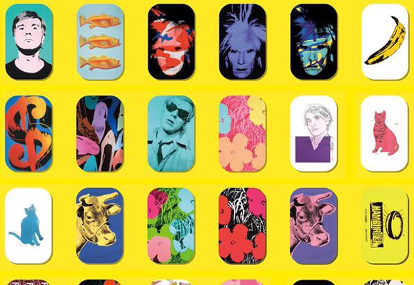 Have ridiculously expensive tastes? Set your wallet on fire with these Andy Warhol candy tins
