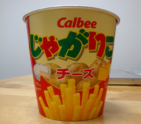 Snack company Calbee recalls 140,000 tubs of Jagarico potato snacks for the weirdest of reasons