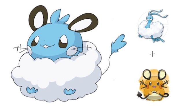 Japanese illustrators' Pokémon mashups are probably the coolest thing you'll see all week