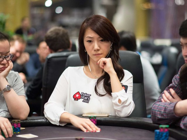 China's 'queen of poker' tells us what it's like to play professionally in Macau