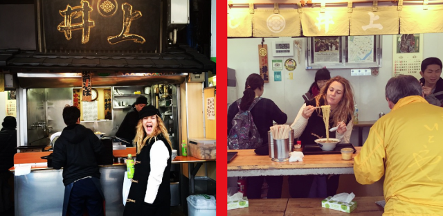 Drew Barrymore arrives in Japan, begins quest to eat all of Tokyo's delicious food 【Photos】