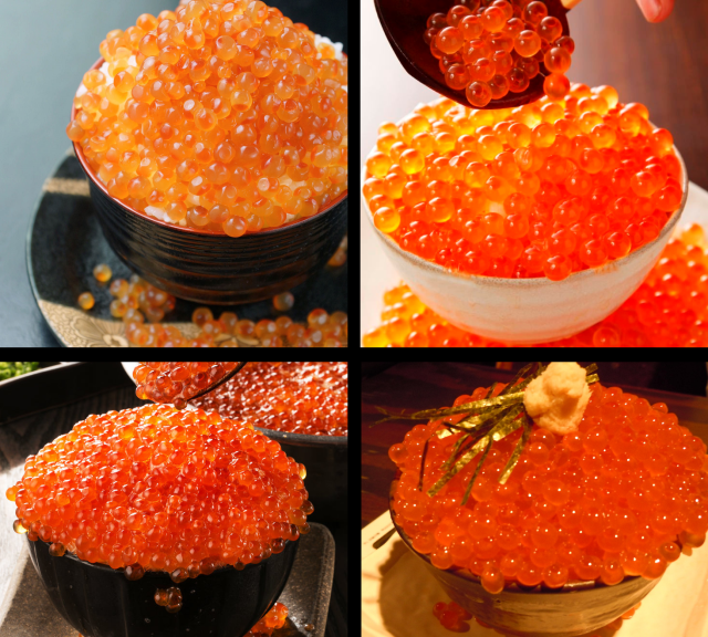 Staggering servings of salmon roe are waiting for you at these four Tokyo restaurants